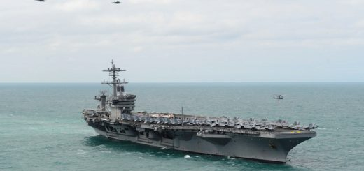 USS Theodore Roosevelt operations