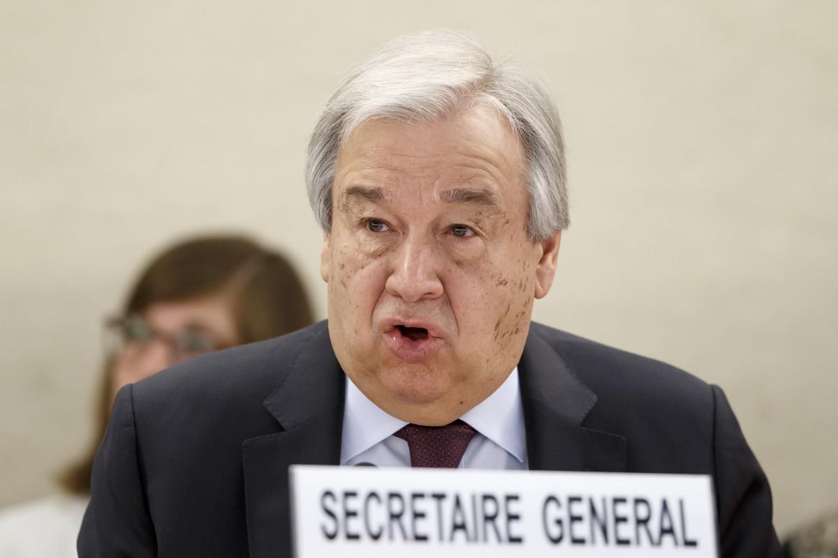 Шефът на ООН предупреди за възможна нова Студена война