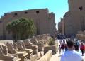 Врати отваря залата на царските мумии в Националния музей на египетската цивилизация