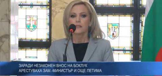 Заради незаконен внос на боклук арестуваха зам.-министър и още петима