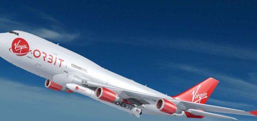 """Ракетата за спътници на """"Virgin Orbit"""""""