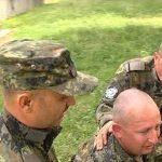Благодарствено писмо за военнослужещите,които спасиха човешки живот
