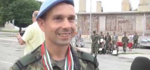 Отборът на СКСО спечели ДВШ по Военен многобой