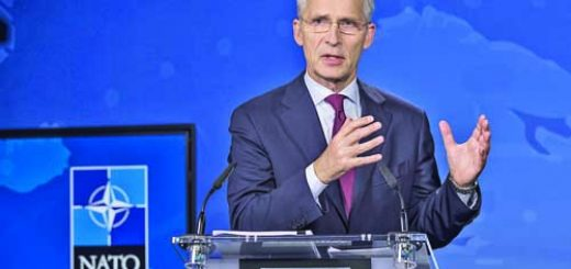 NATO Secretary General's online press conference following the Defence Ministers' meeting