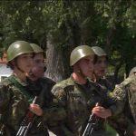 Извънредните мерки не попречиха на обучението на новоназначените военнослужещи