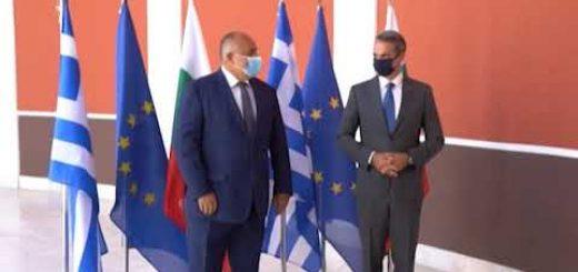 Премиерът Бойко Борисов от Атина: Гърция и България стават основен енергиен хъб