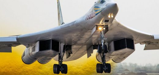 Tu-160-Strategic-Bomber