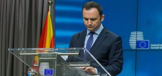 Новият външен министър на С Македония - Буяр Османи