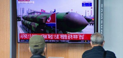 Hwasong-16, най-голямата междуконтинентална балистична ракета в света - Северна Корея