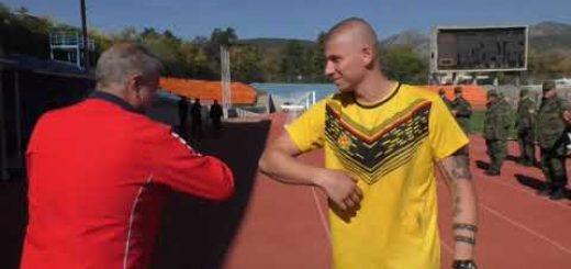 """Военен спортен клуб """"Ботев"""" – Плевен стана шампион на Държавното военно първенство по футбол за мъже"""