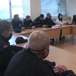 Военни полицаи на курс - овладяват начална медицинска помощ на бойното поле