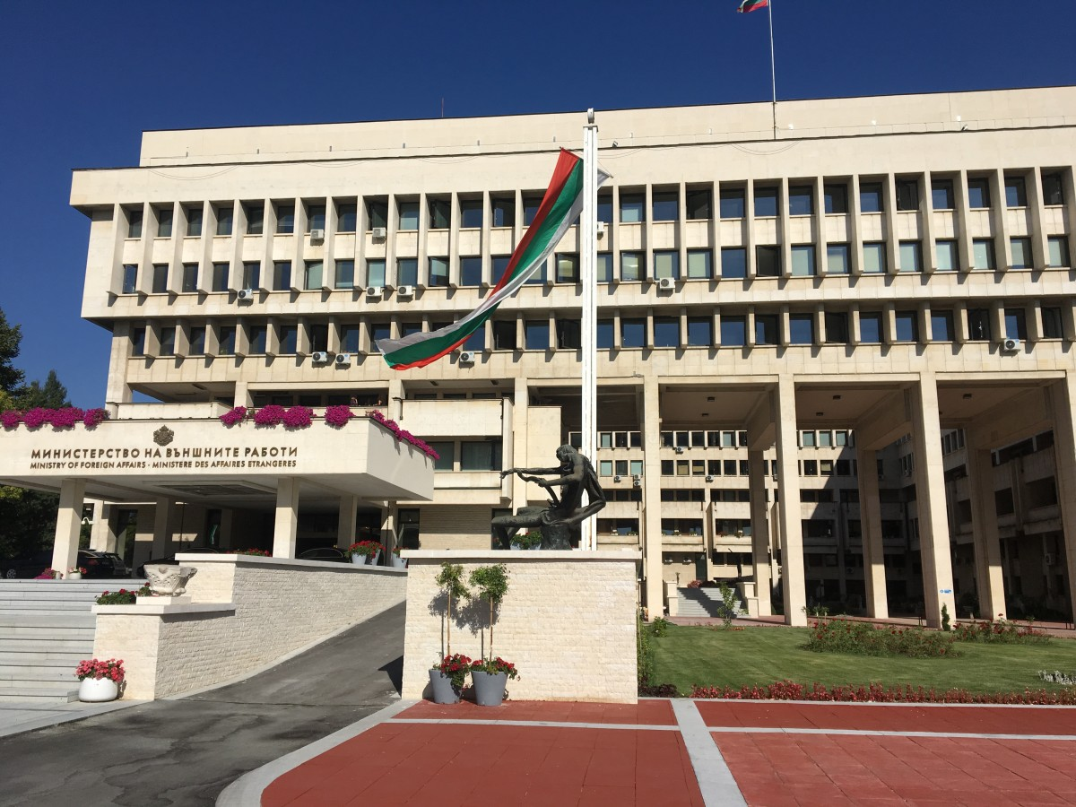 МВнР евакуира служител на българското посолство от Кабул