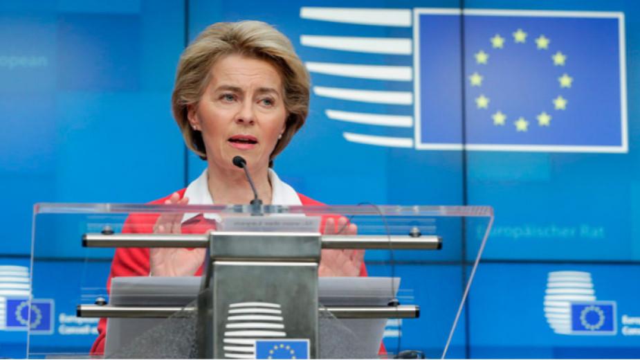 Фон дер Лайен пита европейците в каква Европа искат да живеят