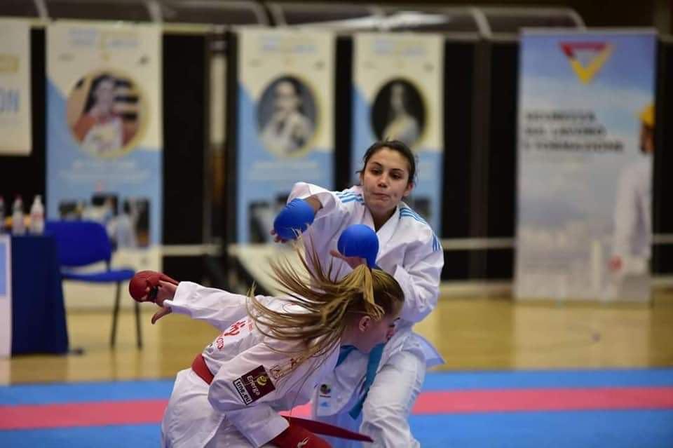 Ивет Горанова спечели квота за турнира по карате от Олимпийските игри в Токио