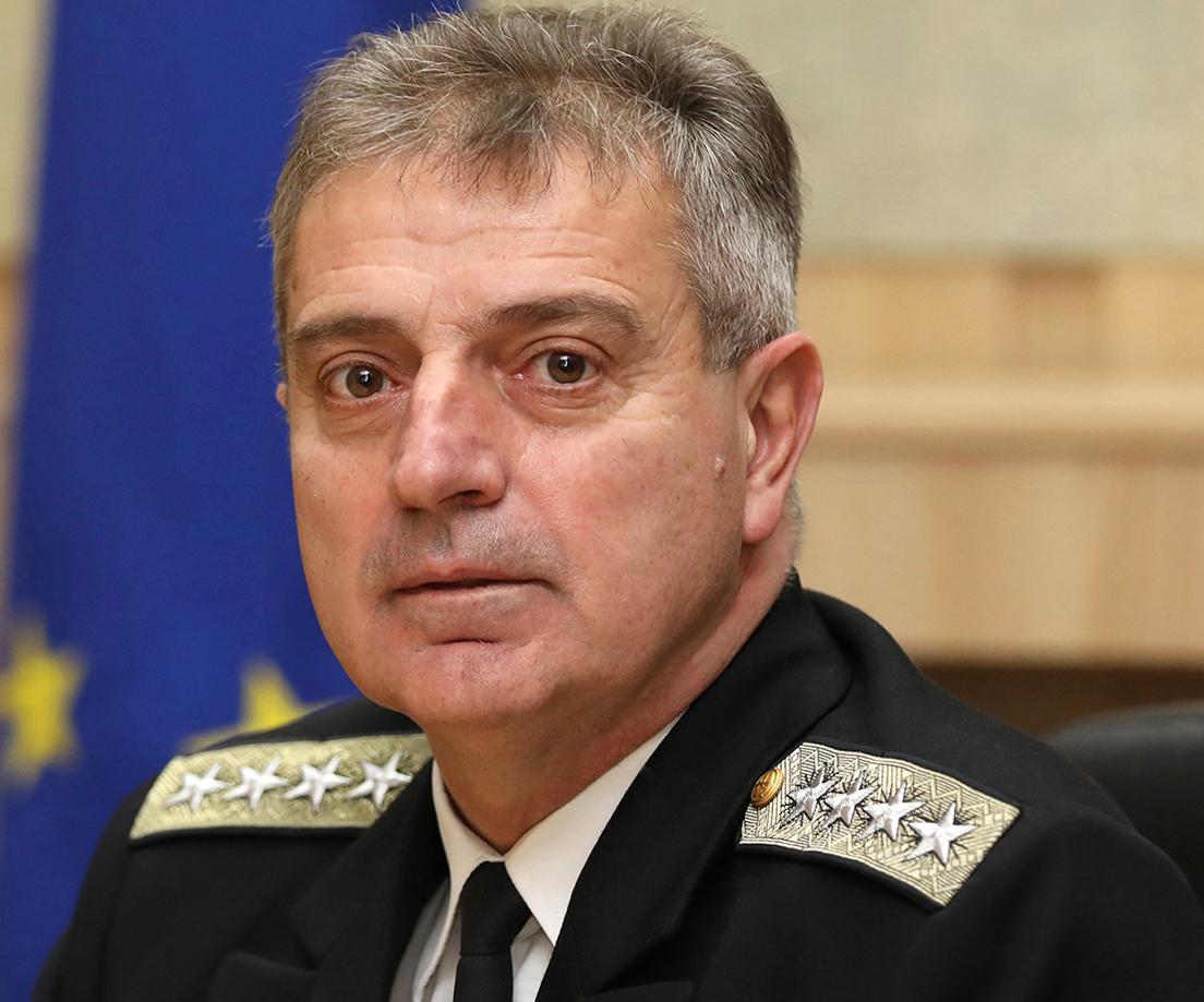 Началникът на отбраната адмирал Емил Ефтимов ще участва в 14-ата годишна конференция на началниците на отбраната на балканските страни