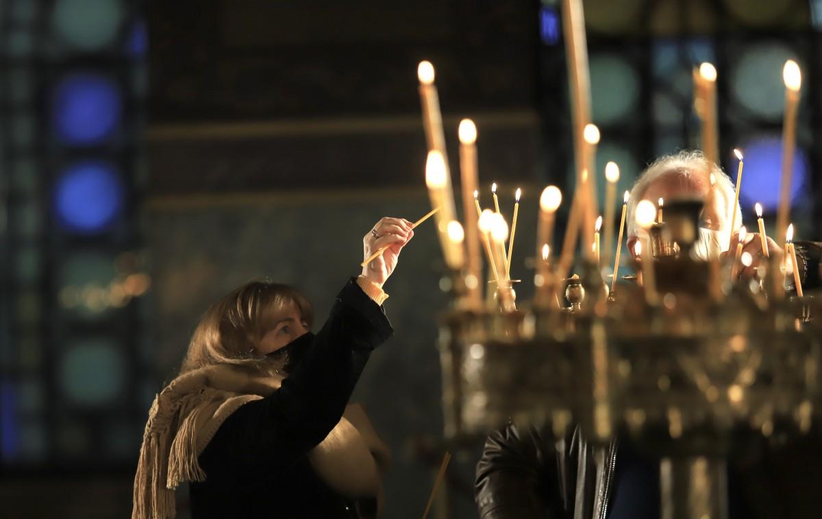 Почитаме светиите Константин и Елена