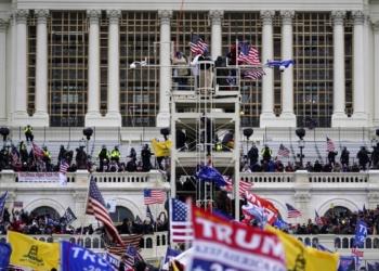 Първа ефективна присъда за размириците на 6 януари в столицата на САЩ