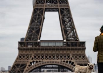 Айфеловата кула отново достъпна за туристи