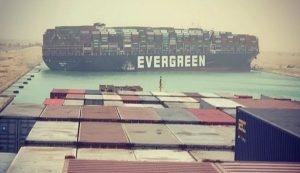 Успяха да преместят танкера, блокирал Суецкия канал