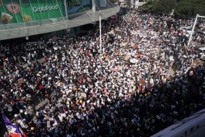 2021_Myanmar_Protest_in_Hleden