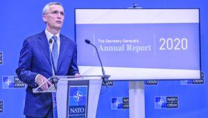 Йенс Столтенберг представи своя годишен доклад за състоянието на НАТО