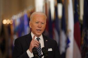 Американските войници не трябва да умират във война, в която афганистанските сили нямат желание да воюват за себе си, каза Байдън