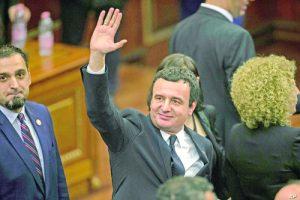 Албин Курти спечели гласовете на малко повече от половината избиратели в Косово