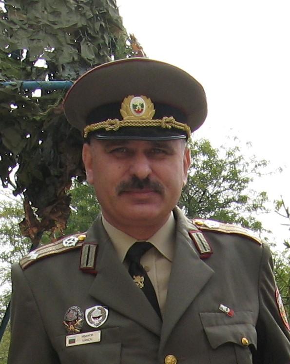 Podpolkovnik Ivan Ivanov