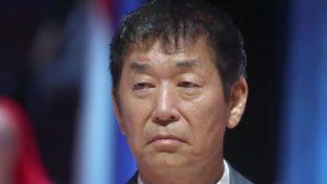 Президентът на Международната федерация по гимнастика Моринари Ватанабе