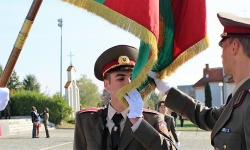 Курсант старшина Бойчо Златинов с номинация