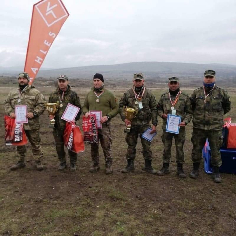 Военнослужещи от карловската бригада отново с блестящо представяне в престижно състезание