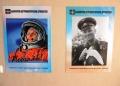 Изложба за Юрий Гагарин гостува в 24-та авиобаза