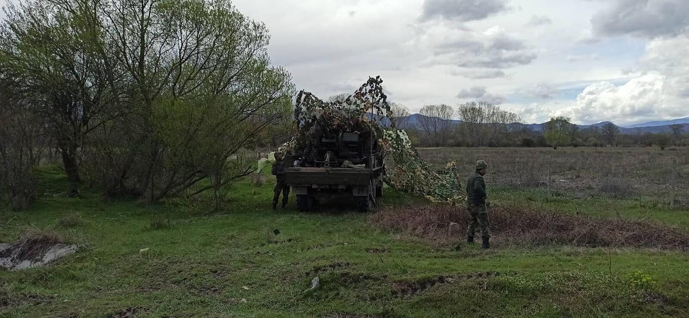 "Тактическо учение ""ЗЕНИТ 21"" в 61 механизирана бригада"