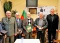 Награди за дългогодишна безупречна служба в Сухопътните войски за генерали от запаса по повод юбилейни годишнини