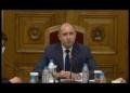 Започнаха консултациите при президента за съставяне на ново правителство
