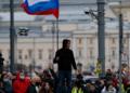 Правозащитници: Над 1000 са арестуваните при протестите в защита на Навални в Русия