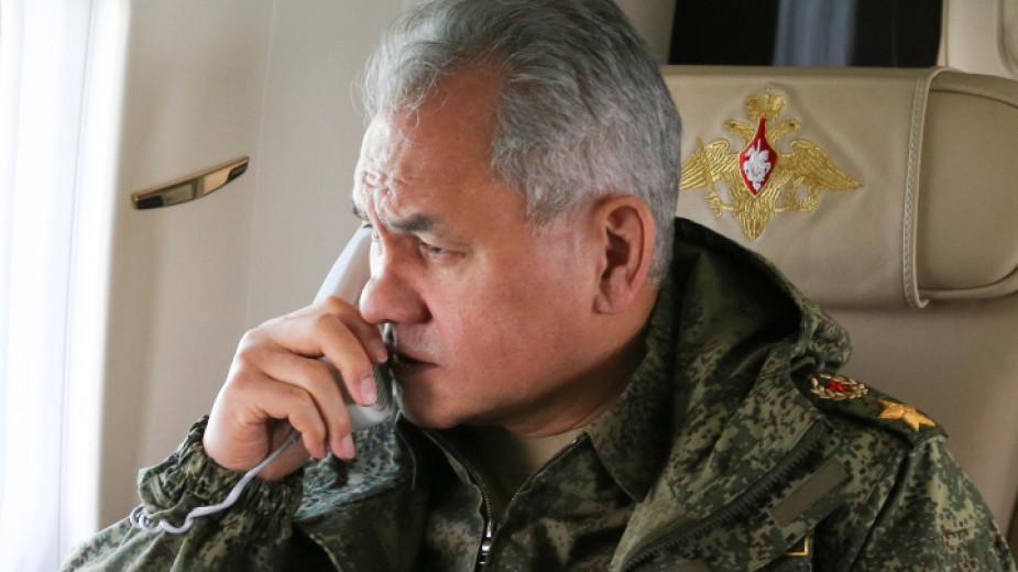 Деескалация на напрежението: Русия изтегля войските си от украинската граница