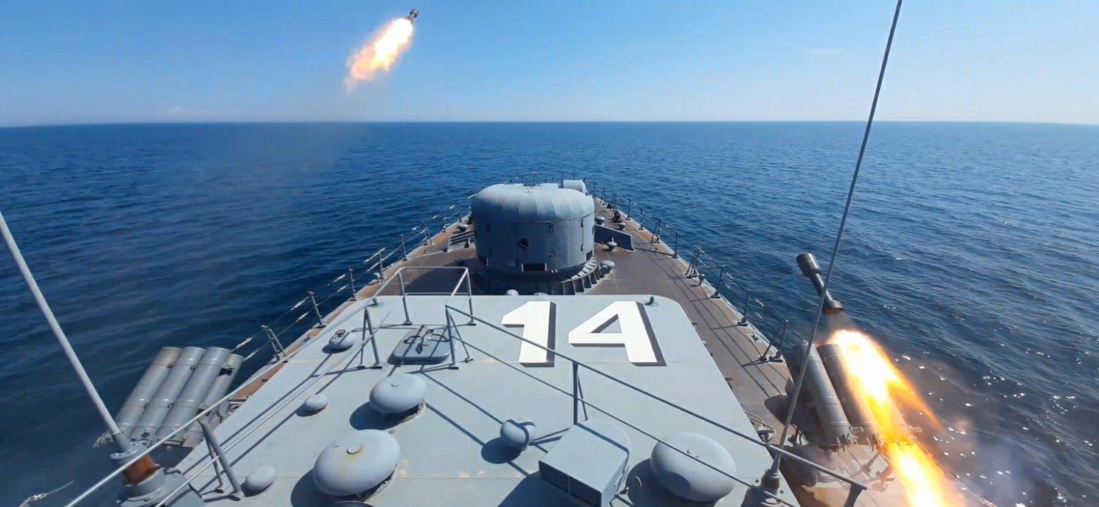 Седмица интензивна подготовка във ВМС