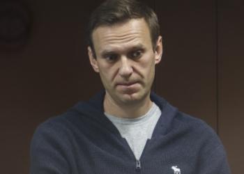 Алексей Навални прекрати гладната стачка в затвора