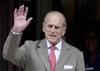"""Почина """"железният херцог"""" принц Филип"""