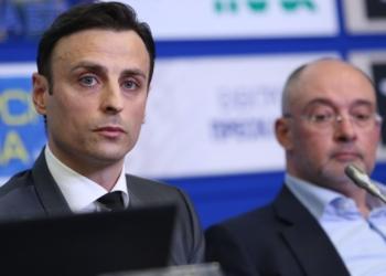 Димитър Бербатов се кандидатира за президент на БФС