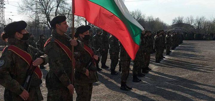 91-ви инженерен батальон за обща поддръжка – Пловдив чества 21 години от своето създаване