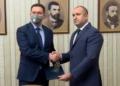 Президентът Румен Радев връчи мандат на ГЕРБ-СДС