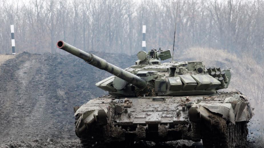 Русия обяви изтегляне на войските от границата с Украйна