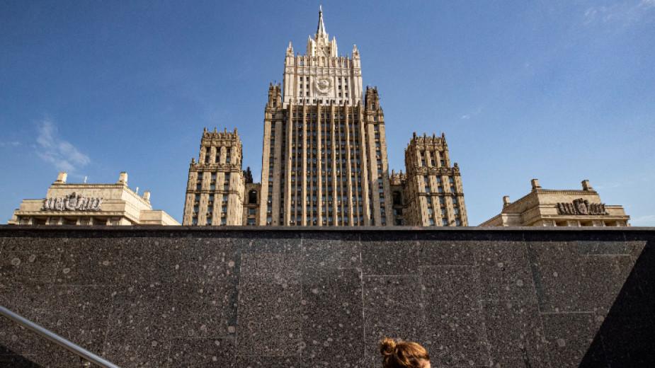 МВнР на Русия: Призоваваме ЕС да се откаже от разполагането на военно-учебна мисия в Украйна