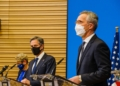 Joint press conference by NATO Secretary General Jens Stoltenberg, US Secretary of State Antony J. Blinken and US Secretary of Defense Lloyd J. Austin III