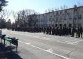 Тържествено посрещане на 41-вия контингент в Ямбол