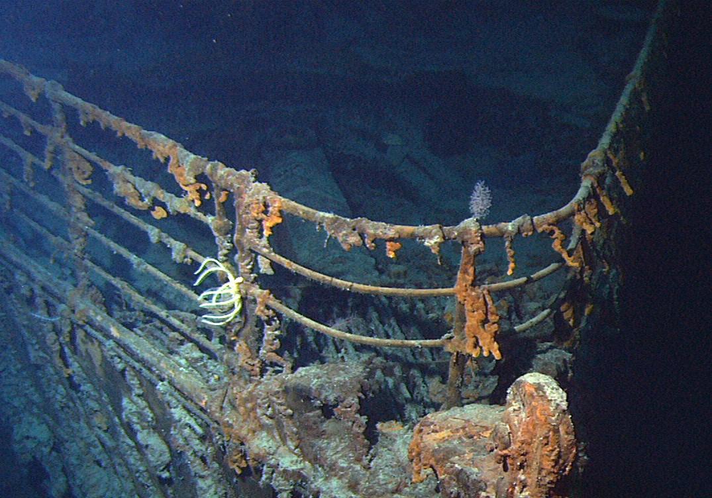 """109 години от потъването на """"непотопяемия"""" Титаник"""