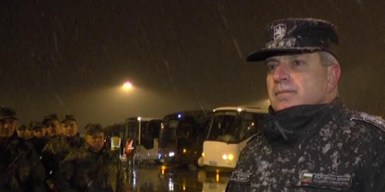 41-ият български контингент се завърна от мисията на НАТО в Афганистан