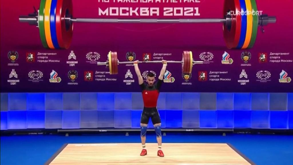 Европейско първенство по вдигане на тежести